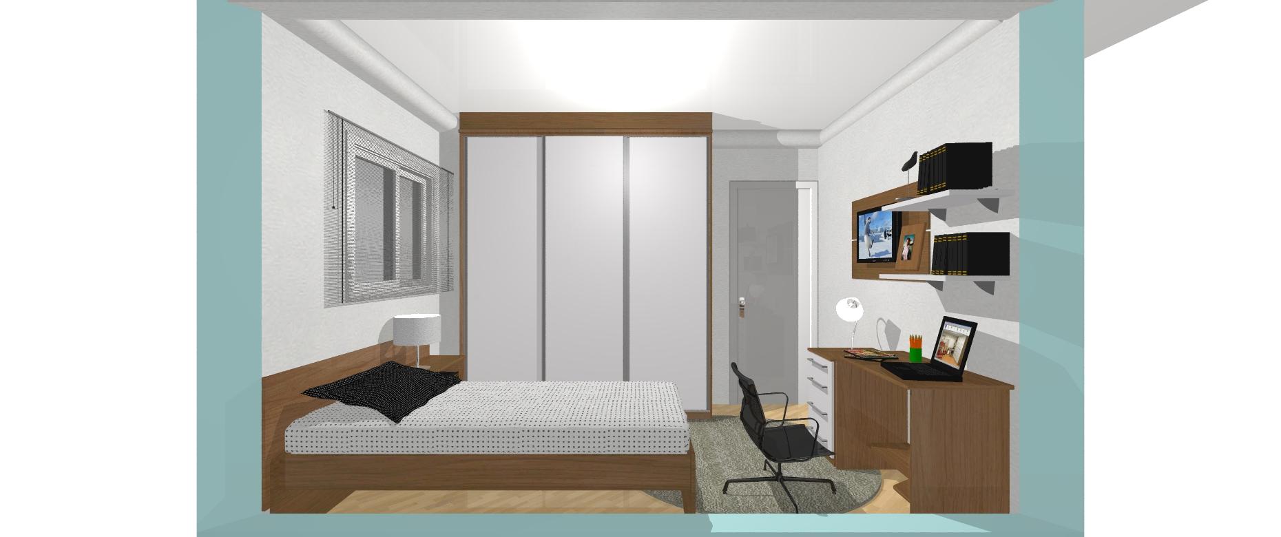 Promoção Casa Completa Grupo Nova Casa Móveis e Decorações  #674C33 1860x780 Banheiro Casal Duplo