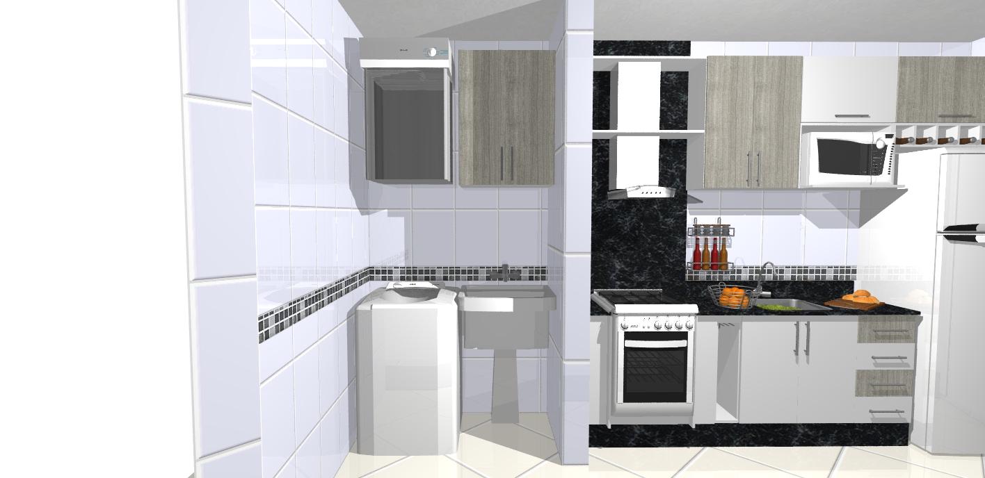 Armario San Jose Del Cabo ~ Promoç u00e3o Casa Completa Grupo Nova Casa Móveis e Decorações Móveis Planejados