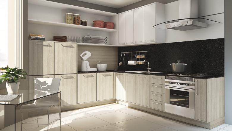 O piso da cozinha claro ou escuro grupo nova casa for Modelos de pisos de granito