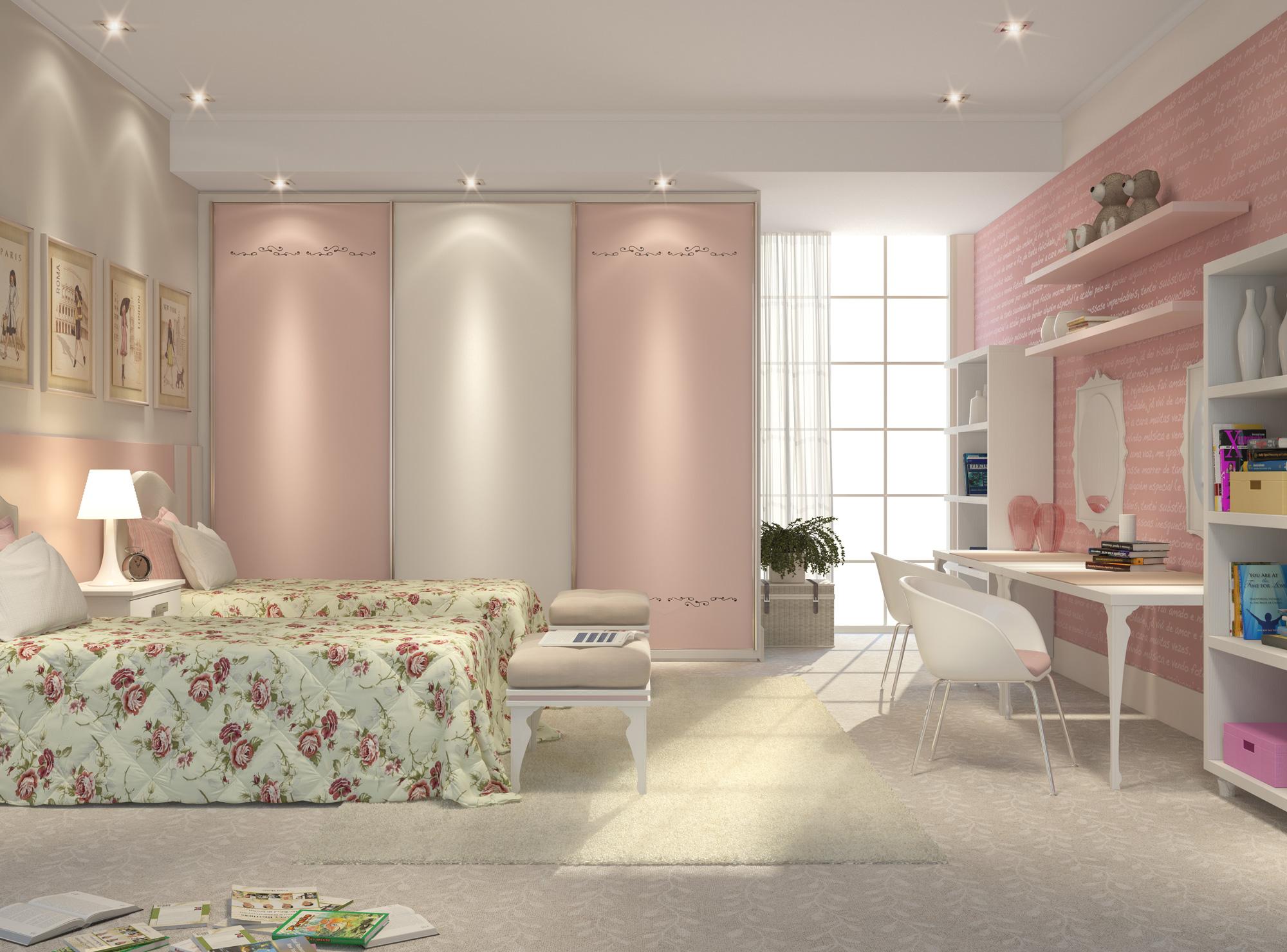 5 dicas para iluminar um quarto grupo nova casa m veis. Black Bedroom Furniture Sets. Home Design Ideas